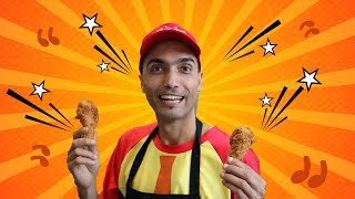 عمو صابر والدجاج اللذيذ- amo saber and delicious chicken