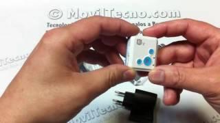 Móvil mini SOS para ancianos y niños - MovilTecno.com