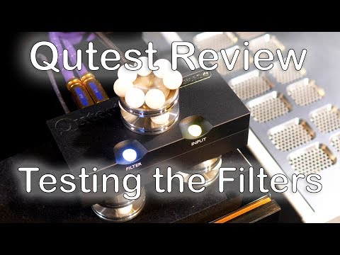 Chord Qutest Review How Incisive Is This HiFi Dac - Looking At The Different Filters