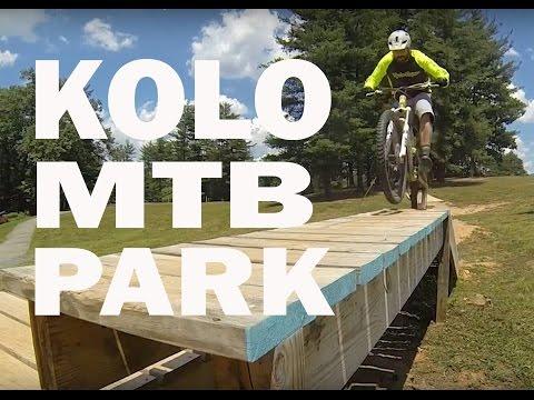 MTB Kolo Bike Park Asheville, NC ( Vlog #2)