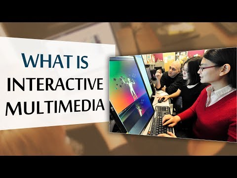 What is Interactive Multimedia | Interactive Multimedia in education | E-Learning Terms