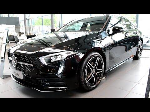2020-new-mercedes-a-200-limousine-°-a-class-sedan-°-amg-line-°-exterior