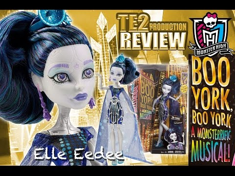 Review Monster High Boo York Boo York Elle Eedee