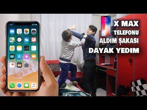 METEHAN'A IPHONE X MAX ALDIM ŞAKASI ! * Dayak Yedim *