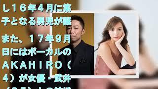 USA、杉ありさ夫妻に第1子長男誕生「心から感謝」 EXILE4人目...