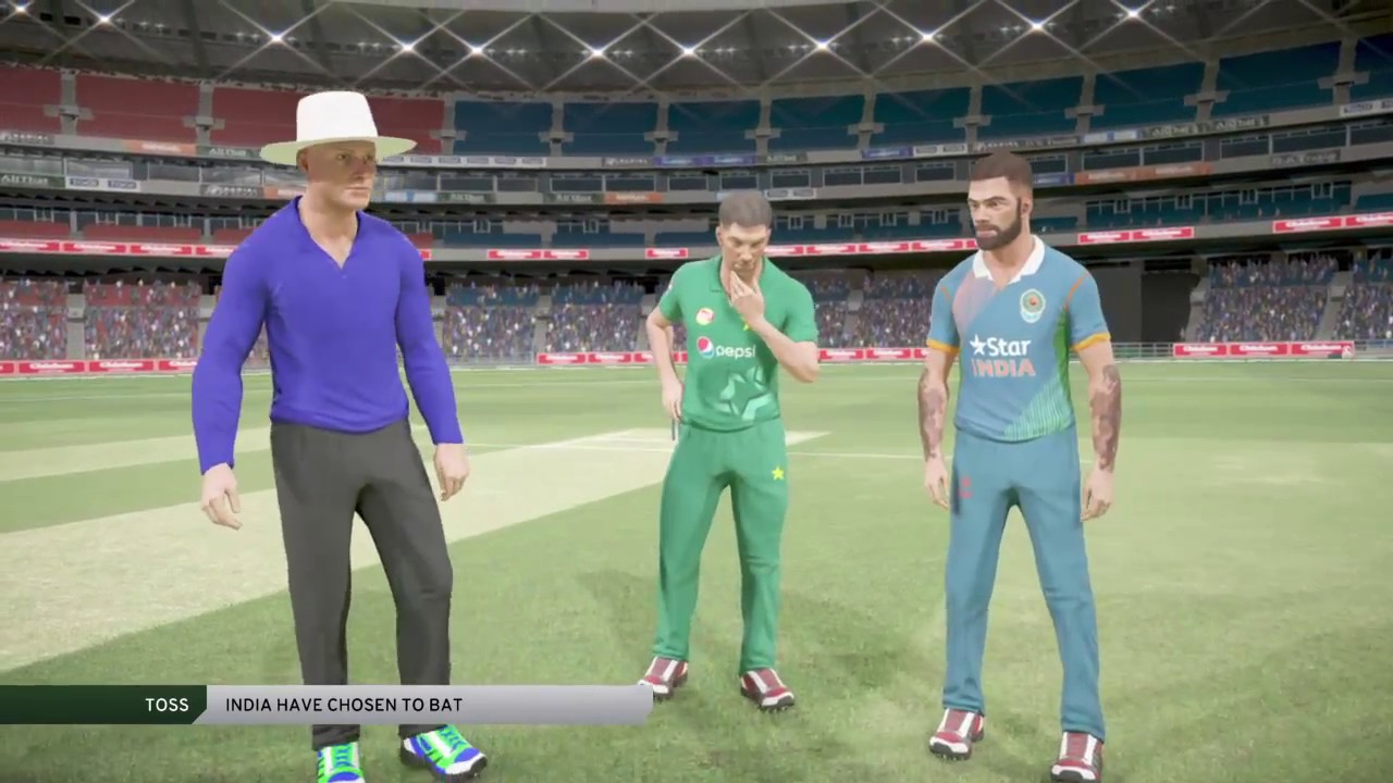 Don Bradman Cricket 17 India Vs Pakistan Ai Vs Ai