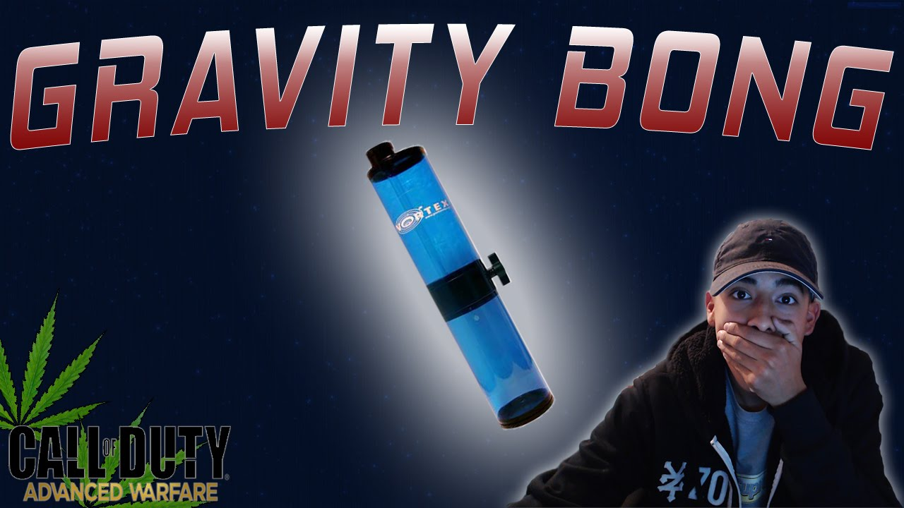 how to make a gravity bong without foil
