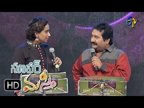 Amalapuram Bulloda Song | Mano, Kalpana Performance | Super Masti | Parchur | 30th April 2017