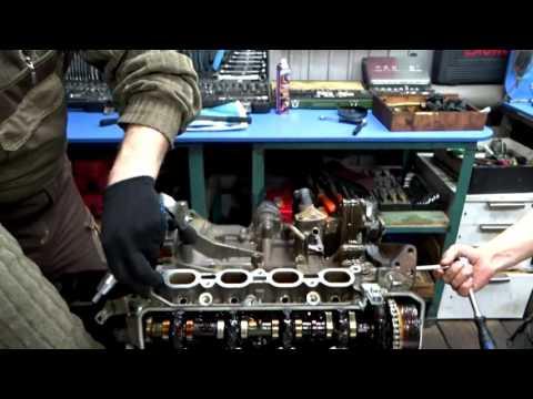 Начинающим авто-любителям про двигатель 1NZ ч. 1 Что там внути?