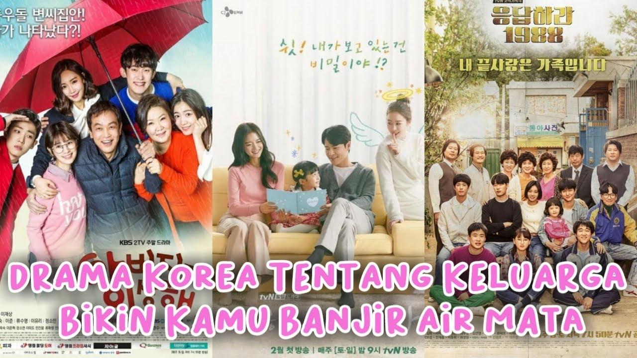 Drama Korea Tentang Keluarga Bikin Kamu Banjir Air Mata