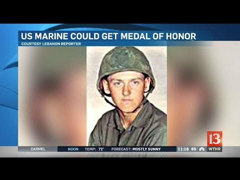 Push for Lebanon Marine to get Medal of Honor