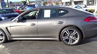 2014 Porsche Panamera San Francisco, Bay Area, Peninsula, East Bay, South Bay, CA 80973