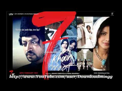 Doosri Darling - 7 Khoon Maaf (2011) Usha Uthup,Rekha Bharadwaj,Clinton Cerejo,Francois Castellino
