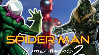 Spider-Man Homecoming 2 - Everything We Know So Far