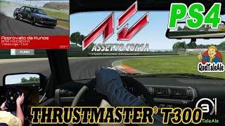 Assetto Corsa - PS4 Gameplay ITA - T300 + TH8A - #02 - Eventi speciali: Vai di Drift