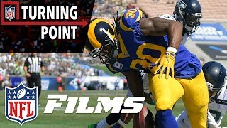 Earl Thomas' Hustle Lifts the Seahawks Over the Upstart Rams (Week 5) | NFL Turning Point