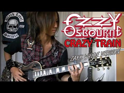 Ozzy Osbourne - Crazy Train  :by Gaku