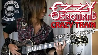 Ozzy Osbourne - Crazy Train  :by Gaku