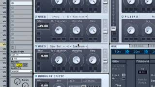 How-to do Brostep Bass in Massive