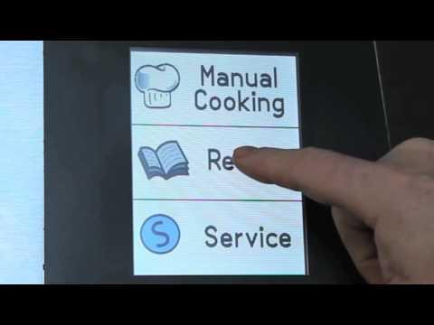 BKI Combi-King Combination Oven Programming