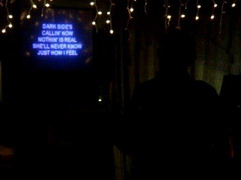 On the Dark Side Karaoke