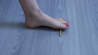 10 Esercizi per il piede pronato