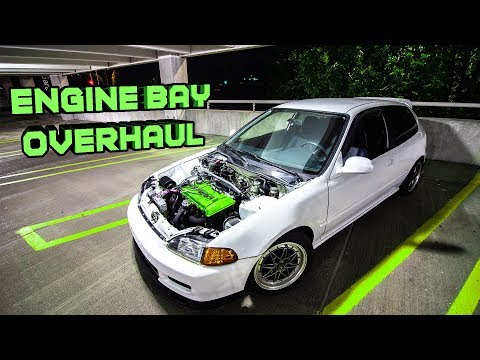 TURBO CIVIC GETS A WHOLE NEW LOOK!