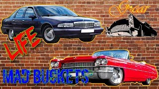 "Madbuckets life 2. Caprice, MCGP & Cadillac из клипа Ленинграда ""Вояж"""