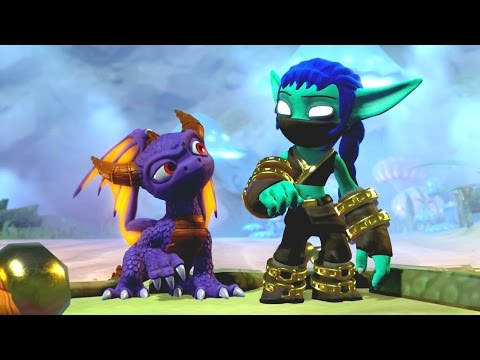 Skylanders: Imaginators - Mushroom River - Part 3