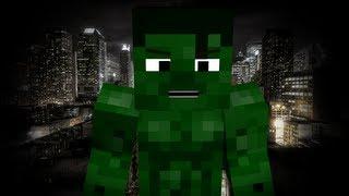 Incredible Hulk in Minecraft - DON