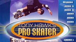 Tony Hawk Pro Skater (dunkview)