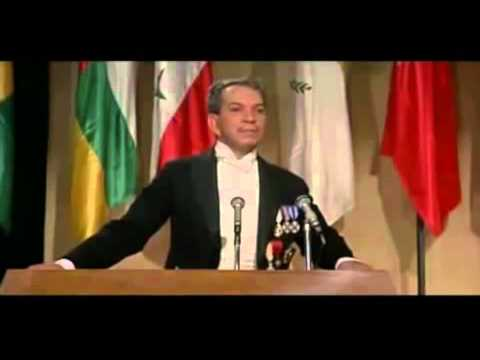 Discurso de Su Excelencia - Mario Moreno Cantinflas