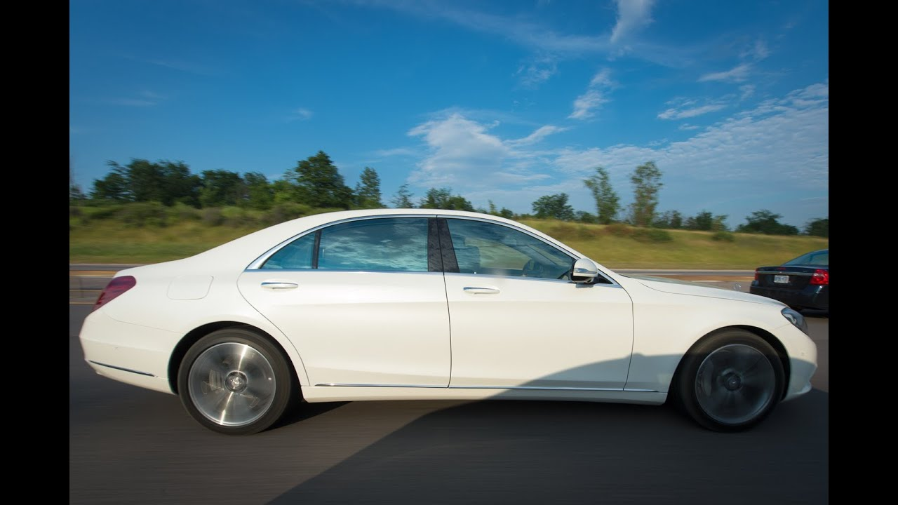 2014 Mercedes Benz S500 S550 S Class W222 Review Testdrive Test