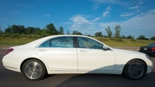 2014 Mercedes Benz S500 / S550 S-Class W222 Review / testdrive / Test