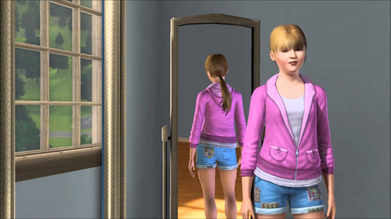 Sims 3 Generations Clothing Hairstyles