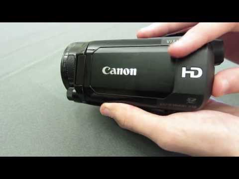 ARMA Tutorial - How to use the Canon HFS30 Camcorder