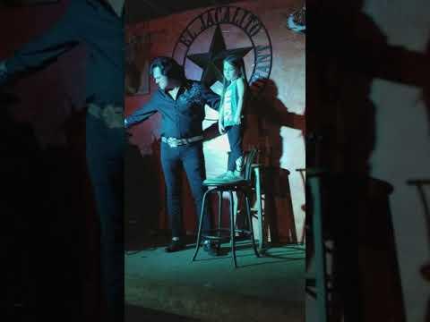 Johnny Lovett & Abigail, Silver Wings, Live