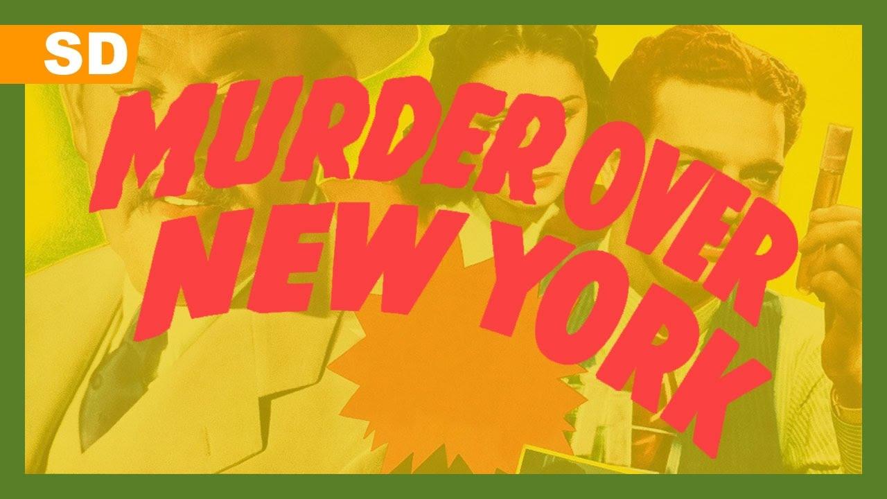 Murder Over New York (1940) Trailer