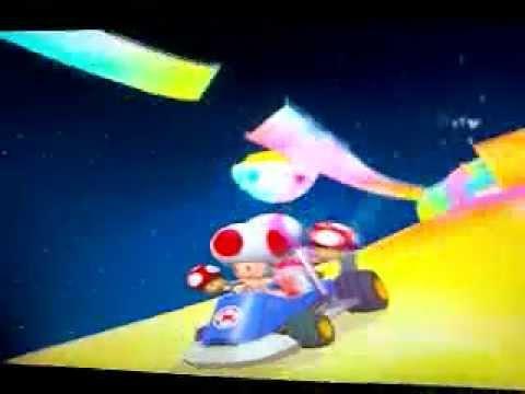 Mario kart double dash senda arcoiris(con Toad y Toadette ... - photo#14