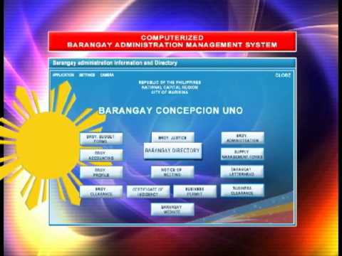 related studies for barangay record management system Barangay record system review of management functions in the study of administrative management or barangay budgeting barangay banga.