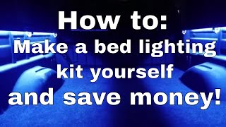 How To Make Your Own LED Truck Bed Lighting... For Cheap.