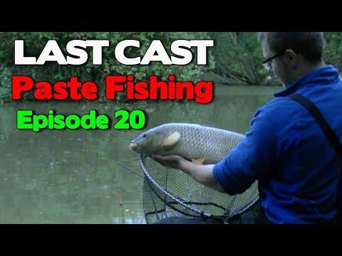 LAST CAST Fishing Paste For Carp e20 Match Fishing
