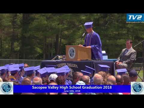 2018 Sacopee Valley High School Graduation