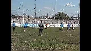 Осуждённые ИК-5 сыграли в футбол с ветеранами ''Крыльев Советов''