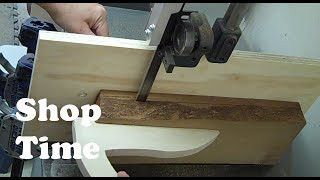 How To Make A Simple Resaw Fence