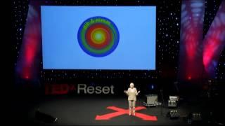 Moneyless World: Heidemarie Schwermer at TEDxReset 2013
