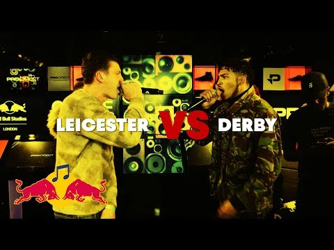 Leicester vs Derby | Grime-A-Side: FINALS