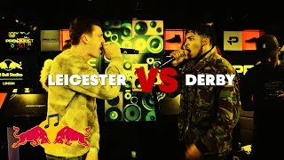 Leicester vs Derby | FINAL | Grime-A-Side 2016