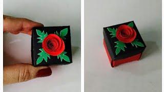 Tiny explosion box tutorial / mini and cute explosion box