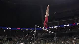 Nola Matthews – Uneven Bars – 2019 U.S. Gymnastics Championships – Junior Women Day 2